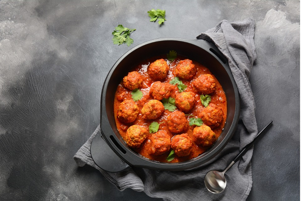 Tangy Sweet & Sour Meatballs